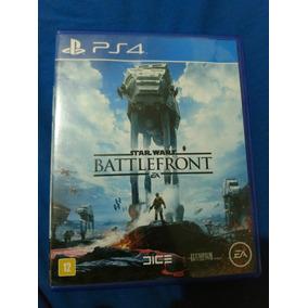 Battlefront Ps4 Semi-novo