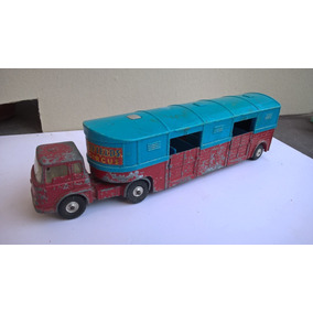 Antiguo Camion Bedford Circo Chipperfields Circus 1/50 1962