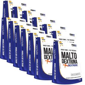 Combo 13x Malto Dextrina - Dextrose 1kg - Profit Total 13kg