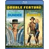 Blu Ray Crocodilo Dundee I E 2 - Duplo, Dub/leg, Lacrado