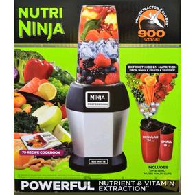 Nutri Ninja Bullet 900 Doble Vaso 18oz Y 24oz !! $2500 Origi