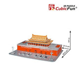 Cubicfun Rompecabezas 3d Tiananmen 61 Piezas C713h
