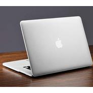 Capa Trans Fosco P/ Macbook Pro 13 Retina - 2012 Até 2015