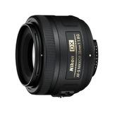 Lente Nikon Af-s Nikkor 35mm F/1.8g Nuevo Envío Gratis!