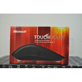 Mouse Touch Negro Microsoft Original