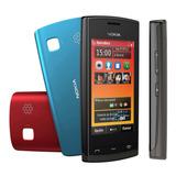 Celular Nokia 500 - Desbloqueado - Wi-fi, 5mp, Fm, Novo