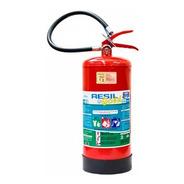 Extintor Pó Abc - 6 Kg - Resil Gold
