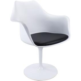 Cadeira Eero Saarinen (com Braços) Design - Tulipa