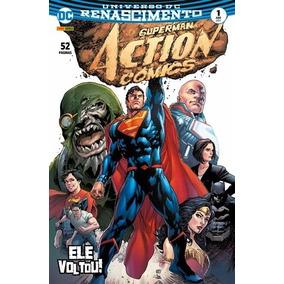 Renascimento - Superman 1, 6 - Action Comics 1, 5, 6