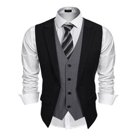 16b5cfa601268 Chaleco De Vestir Hombre Formal - Vestuario y Calzado en Mercado ...