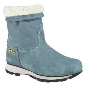 Bota Bull Terrier Snow Trail Lã Jeans Promoção Original