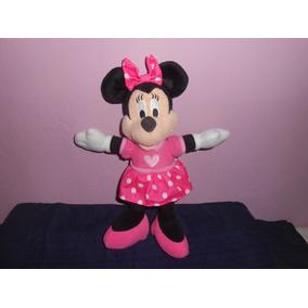 Peluche Minnie Mouse De Fisher Price Habla Y Canta En Ingles
