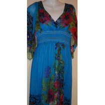 Vestido Para Dama Largo! Varios Colores! Envio Gratis!