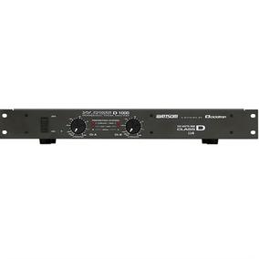 Ciclotron - Amplificador De Potência W Power D1000