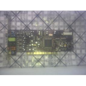 Tarjeta De Sonido Marca Creative Modelo Sound Blaster Audigy