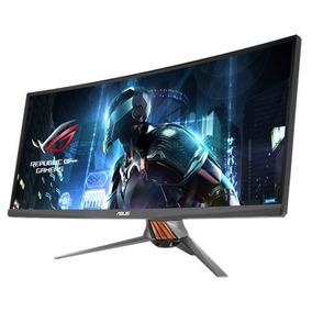 Monitor Asus Rog 34 Curvo Swift Pg348q Gaming Nvdia G-syn