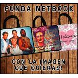 Funda Netbook Neoprene 13´pulgadas Con Manija Personalizada