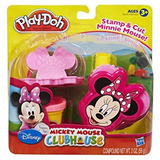 Juguete Play-doh Casa De Mickey Mouse Set (minnie)