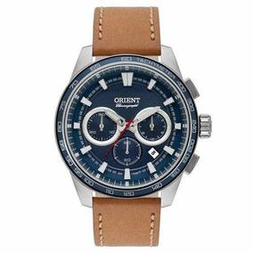 Relógio Orient Cronógrafo Analógico Masculino Mbscc046 D1mx