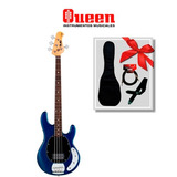 Bajo Eléctrico Sterling By Music Man Sub Ray4 Satin Blue