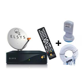 Oi Tv Livre Completo Receptor Antena ( Livre De Verdade )