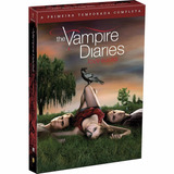 Dvd Lacrado Box The Vampire Diaries 1ª Temporada Completa 5