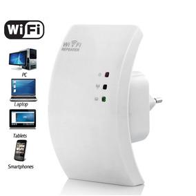 Repetidor Wifi Amplificador Senal Router 300mbps Inalambrico