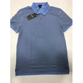 Camisa Polo Hugo Boss Masculina Slim Fit Original ed76af10358