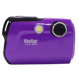 Camara Digital Vivitar 8.1mpx Lcd Hd Zoom Flash Auto