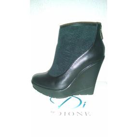 Zapatos Botines Dama No. 5 Dione