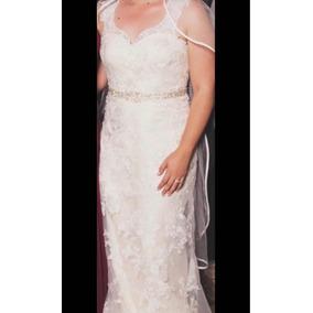 87c6b730de Vestido De Novia Color Champagne Vestidos Largos Mujer - Vestidos en ...