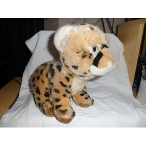 Tigre De Pelucia Usado 25 Cm