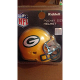 Mini Casco Nfl Green Bay