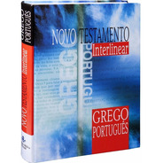 Novo Testamento Interlinear - Grego Português Sbb Nova Edic.