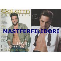 David Bustamante Revista Española Salerm Primavera 2013