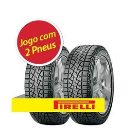 02 Pneu 175/70r14 Scorpion Atr Pirelli Frete Grátis