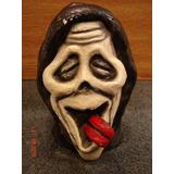 Fantasma Halloween En Cerámica También Es Cenicero