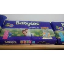 2 Babysec Premium Hiperpack M, G, Xg, Xxg