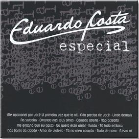 Eduardo Costa - Especial - Cd - Frete Grátis