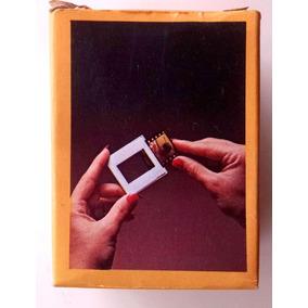 Molduras Para Slides Diamount - 50 Un. - Antiguidade