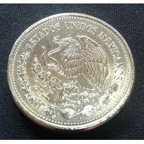 Moeda $100, Estados Unidos Mexicanos 1984