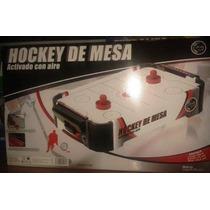 Mesa De Hockey Con Aire Jeidy Toys Totalmente Nueva