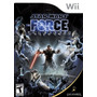 Star Wars: The Force Unleashed. Wii. Nuevo Y Sellado
