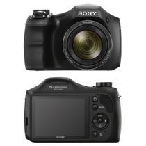 Câmera Sony Dsc-h100 16.1 Mpx, Zoom Óptico 21x