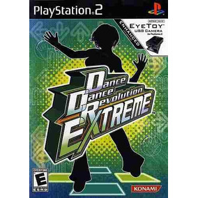 Dance Dance Revolution Extreme Ps2 Patch - Compre 1 E Leve 2