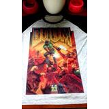 Remeras Doom-mortal Kombat-gamer-khalifa-x-files