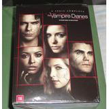 The Vampire Diaries Box Série Completa 38 Dvds Novo Lacrado
