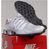Zapatillas Nike Shox Nz A Pedido Tigre