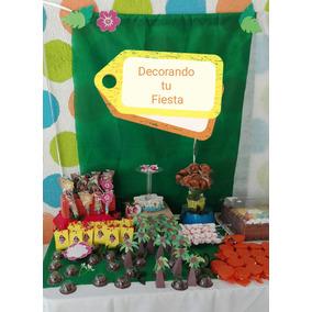 Mesa De Dulces ,fiesta Moana 70-100 Personas