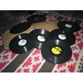 Discos De Pasta Jazz Fox Trot Bossa Varios $ 10 C/u